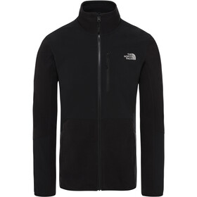 The North Face Glacier Pro Cremallera Completa Hombre, tnf black/tnf black